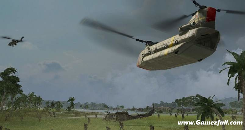 Air Conflicts Vietnam PC Full Español
