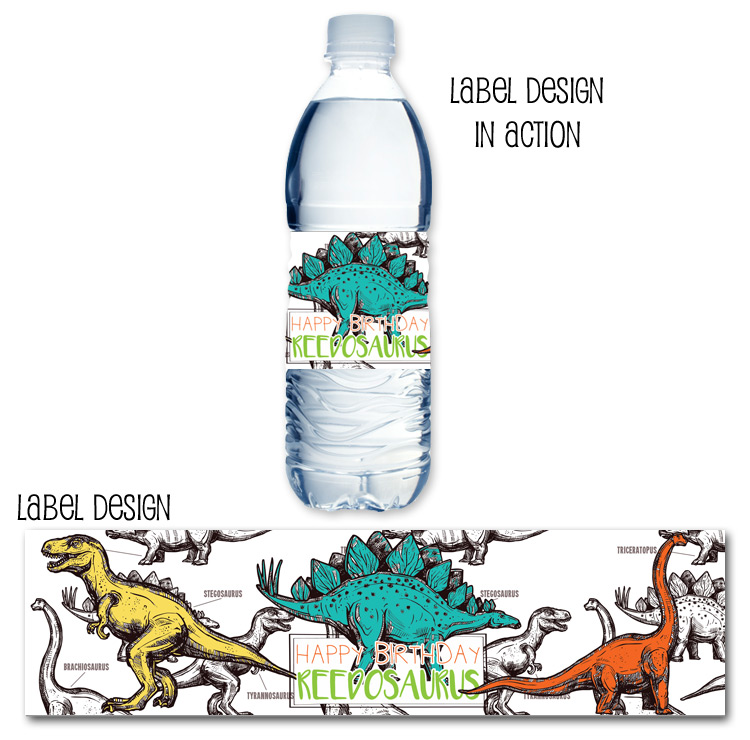http://www.partyboxdesign.com/item_1951/Dinosaur-Dig-Water-Bottle-Label.htm
