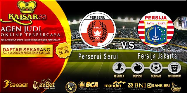 Prediksi Bola Jitu Perserui Serui vs Persija Jakarta 3 Juli 2018