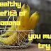Top 8 Healthy benefits of banana