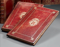 Armorial Liturgical Book Bindings