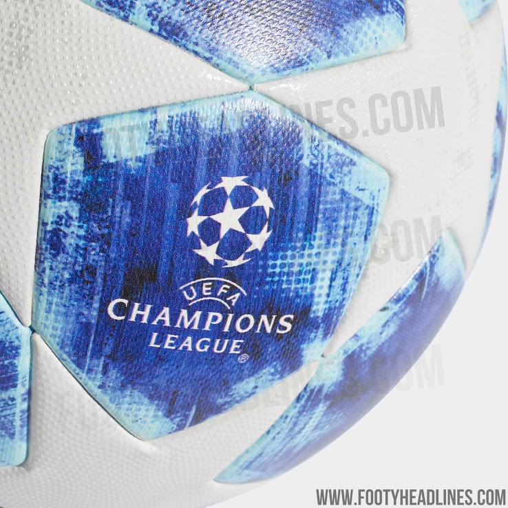 all new adidas 2018 19 champions league ball released footy headlines 2018 19 champions league ball released