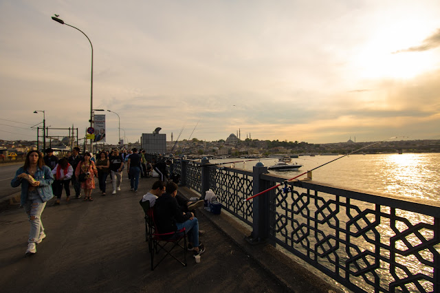Ponte di Galata-Istanbul