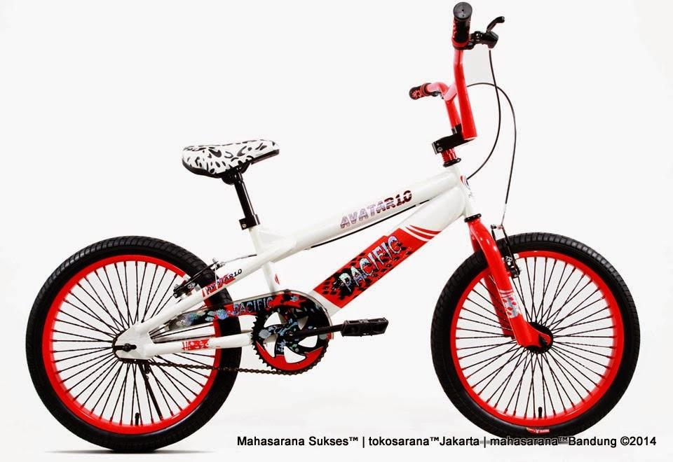TokosaranaTMJakarta Jatinegara Sepeda BMX Pacific Avatar 1