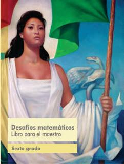 Libro de Texto Desafíos Matemáticos Libro para el Alumno Ciclo Escolar 2015-2016