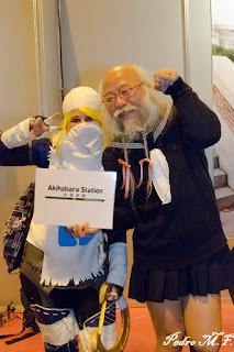 abuelo colegiala, Sailor Fuku-ojisan - Hideaki Kobayashi