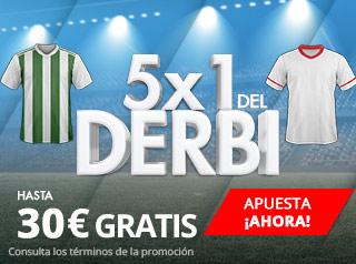 suertia promocion derbi Betis vs Sevilla 12 mayo