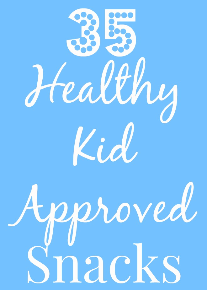 Healthy snacks for kids including fruits, vegetables, dairy, whole-grains, protein and treats! Written by a registered dietitian.