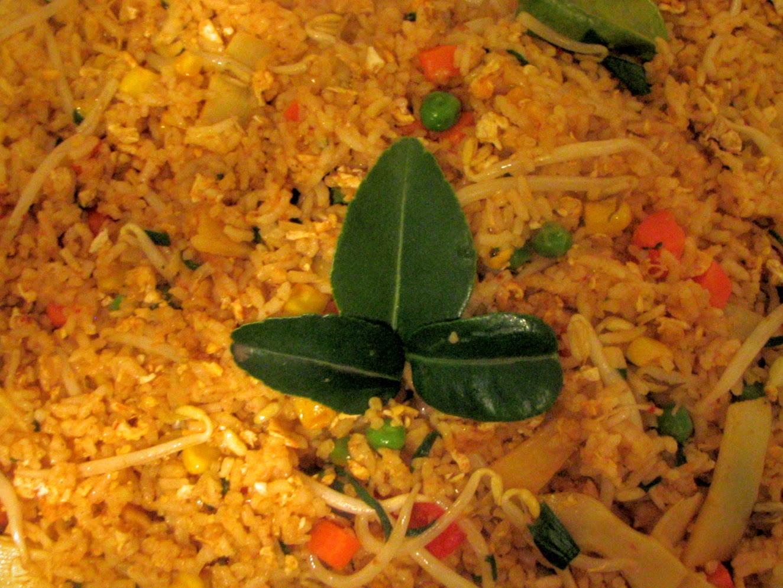 Hot Thai Kitchen Tom Yum Fried Rice Recipe