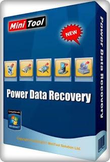 تحميل برنامج استعادة الملفات المحذوفة بعد الفورمات كامل مجانا عربي 2018 -  تحميل برنامج MiniTool Power Data Recovery 7.5