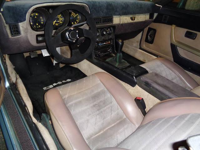 Daily Turismo German Slate 1985 Porsche 944