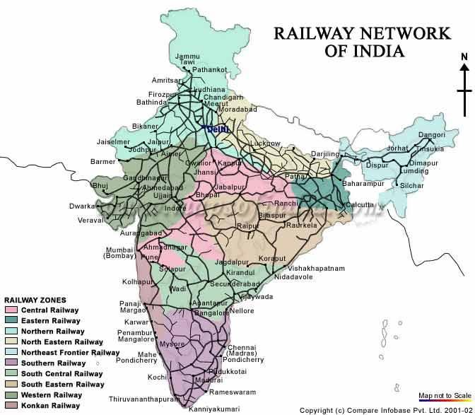 Railway Map Of India Pdf.Indian Railways Map 2013 Pdf Articles Depot