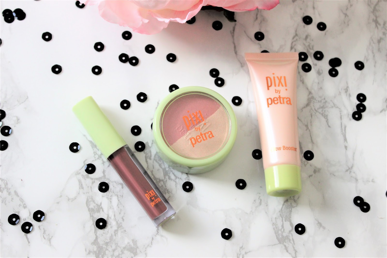 Pixi Beauty Hello Rose Kit Review and Swatches