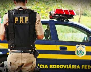 Resultado de imagem para polícia rodoviaria federal de sao mamede