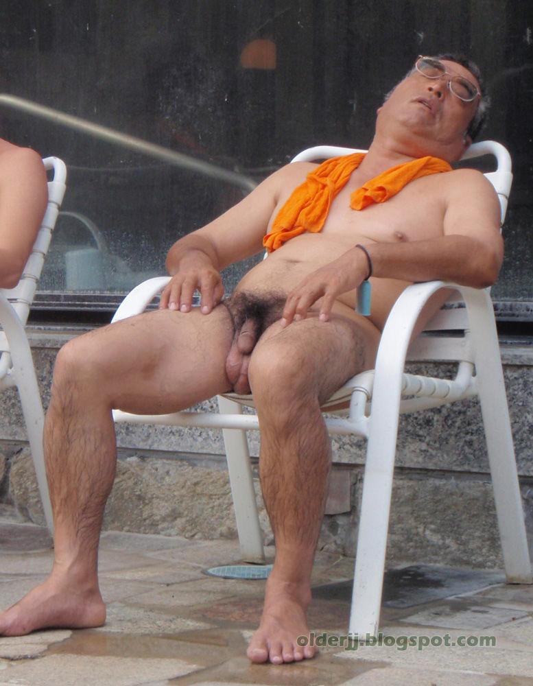 Thailand Girl Student Nude Older Man