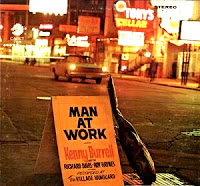 Man At Work by Kenny Burrell, 1966