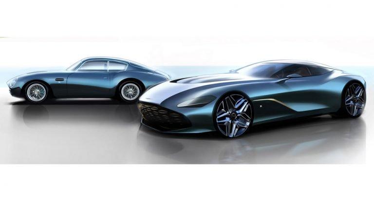 Aston Martin, Aston Martin DBS, New Cars, Renderings, Zagato