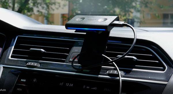 Compatibilità Amazon Echo Auto