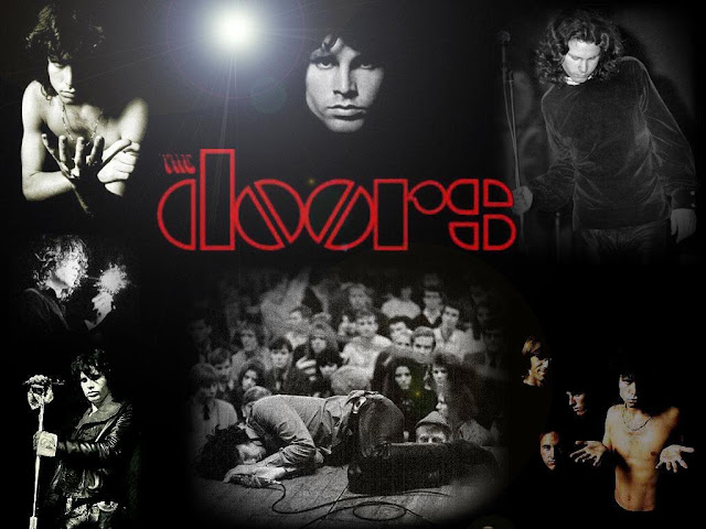 Simpsons Wallpapers 3d Wallpapers Hd The Doors Banda Musica Wallpapers
