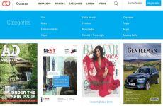 Joomag: herramienta que permite crear y publicar online revistas interactivas con audio y video (Web, iOS y Android)