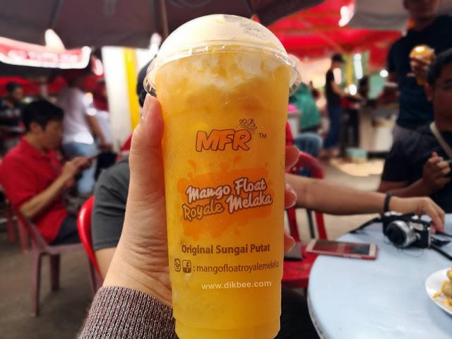 Mango Float Royale Melaka