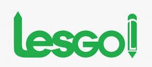 Logo Aplikasi Lesgo!
