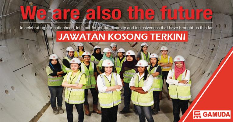 Jawatan Kosong Terbaru di Gamuda Land Sdn Bhd