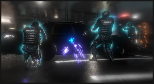 Beyond: Two Souls Poltergeist