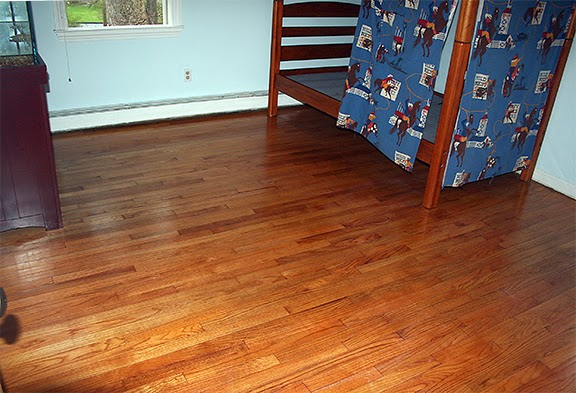Sandless Finish Hardwood Floor Refinishing, NY