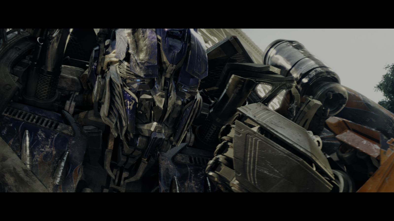 Transformers (2007) 4K UHD [HDR] Latino-Castellano-Ingles captura 4