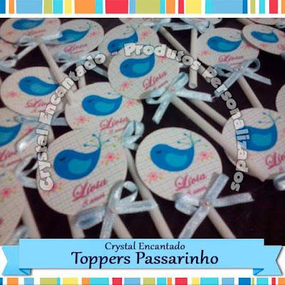 Toppers Passarinho