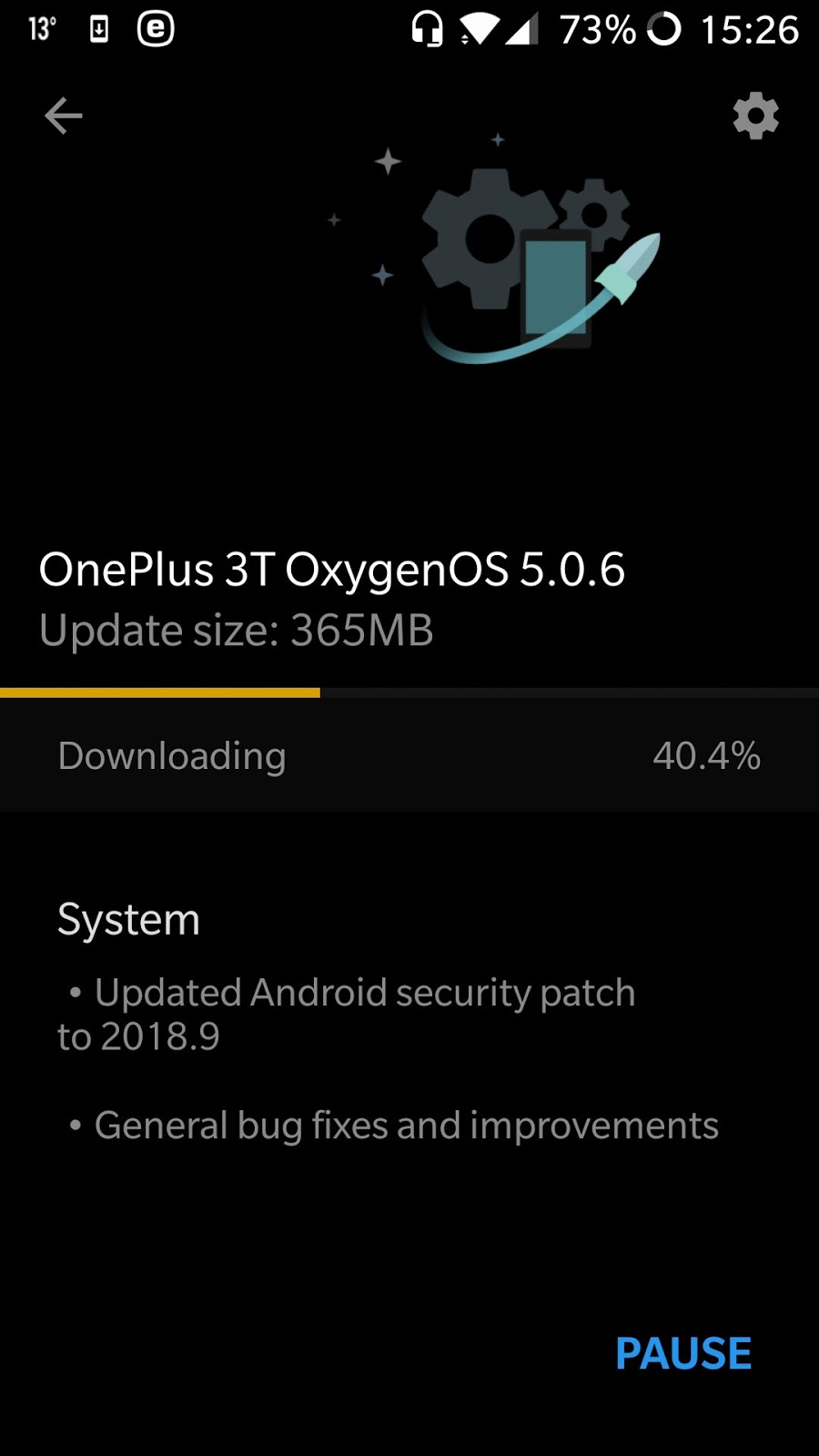 OnePlus 3/3T Receiving September Security Patch Update