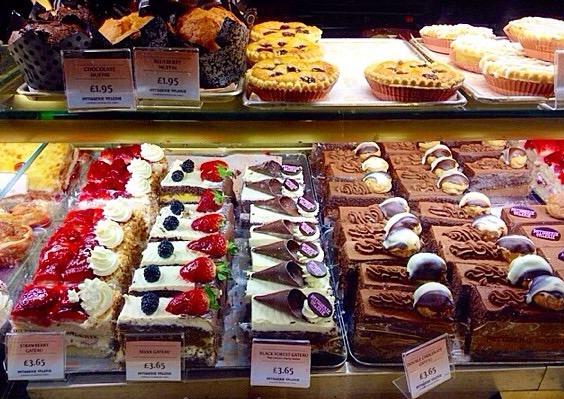 Caffe Concerto Gluten Free Cakes