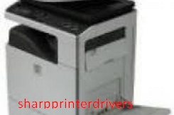 Sharp DX-C200 Printer Driver Download
