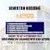 Jawatan Kosong Institut Penyelidikan Keselamatan Jalan Raya (MIROS) - 10 Februari 2017
