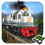 Indonesia Train Simulator v1.0.1 APK Terbaru