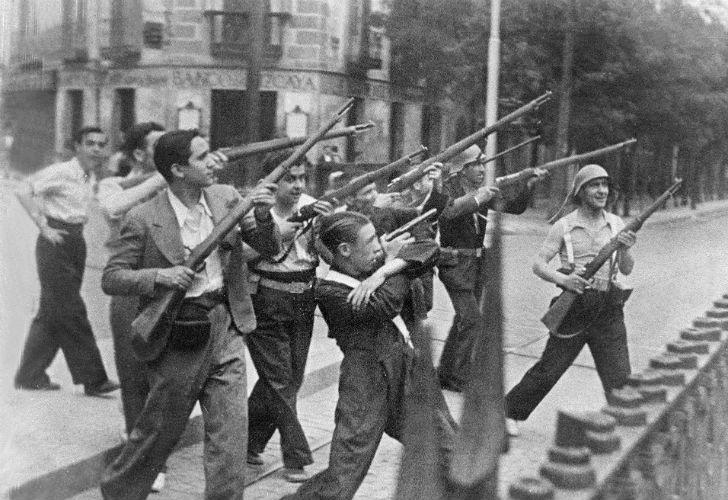 Opinando de todo un poco... : La Segunda Guerra Civil Española