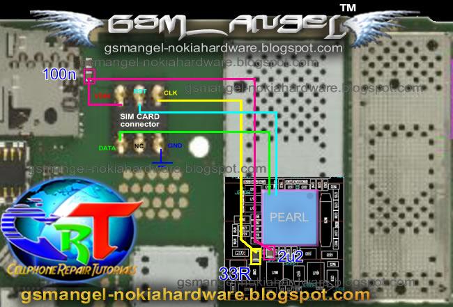 Circuit Diagram Of Nokia C2 01 Wiring Schematic Diagram