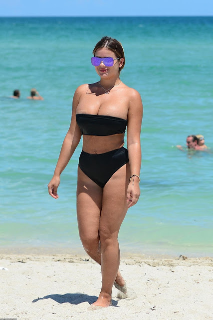 bikini Akcent red