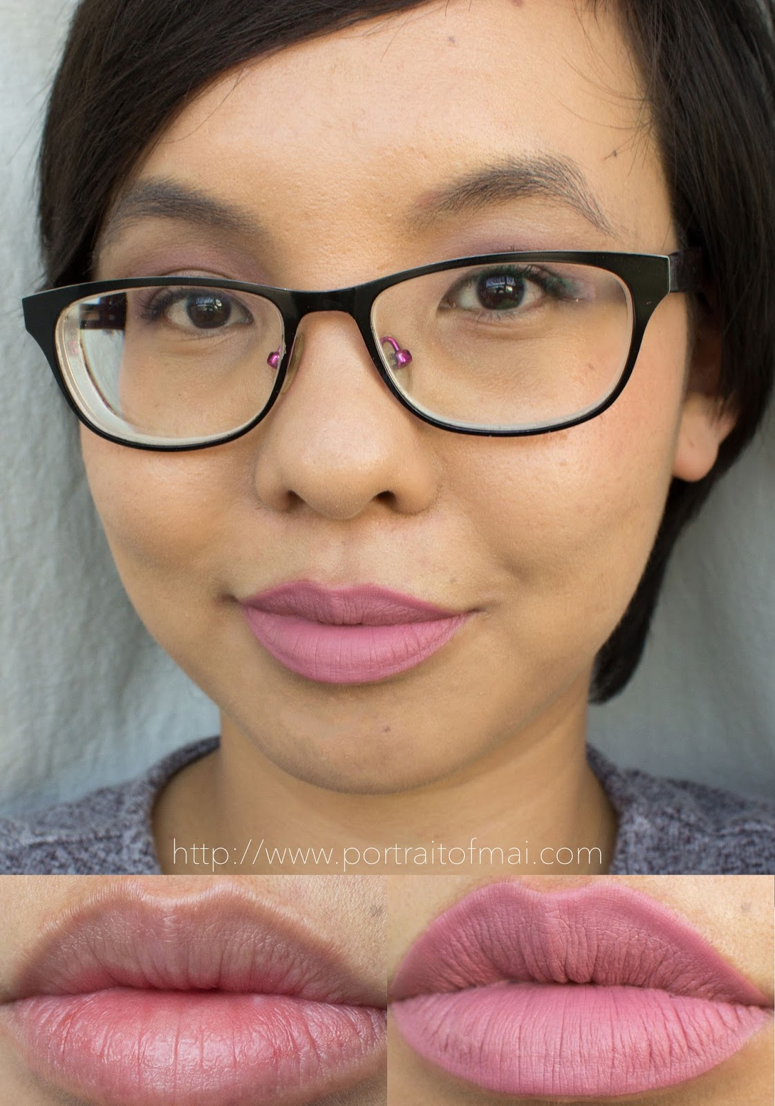 Jouer Long Wear Lip Creme Liquid Lipstick in Dulce de Leche Swatch