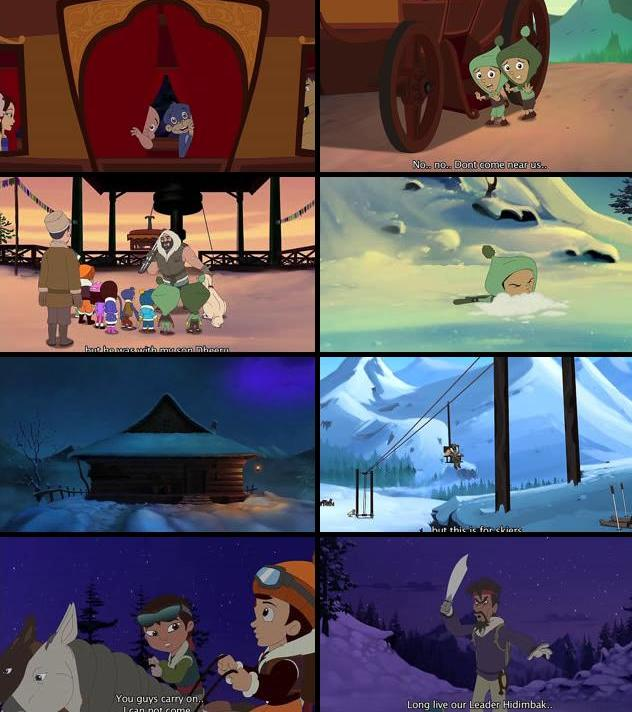 Chhota Bheem Himalayan Adventure 2016 Hindi 720p DVDRip