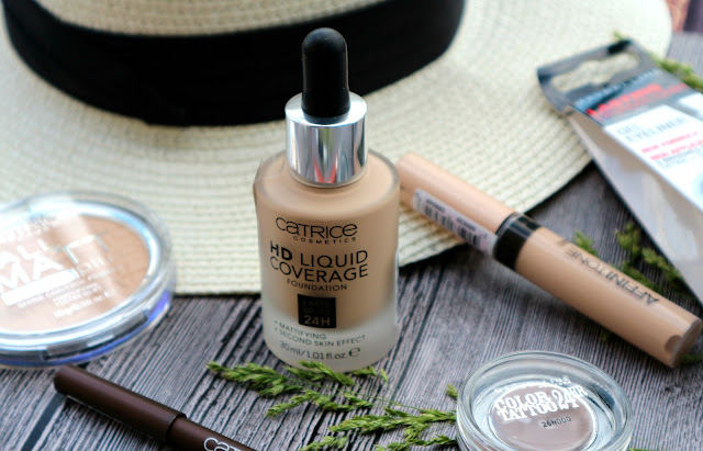 parfumeria.ua Catrice HD Liquid Coverage Foundation