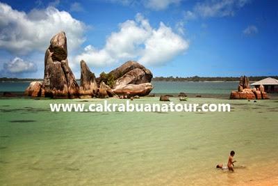 wisata tour di Pulau Burung Belitung