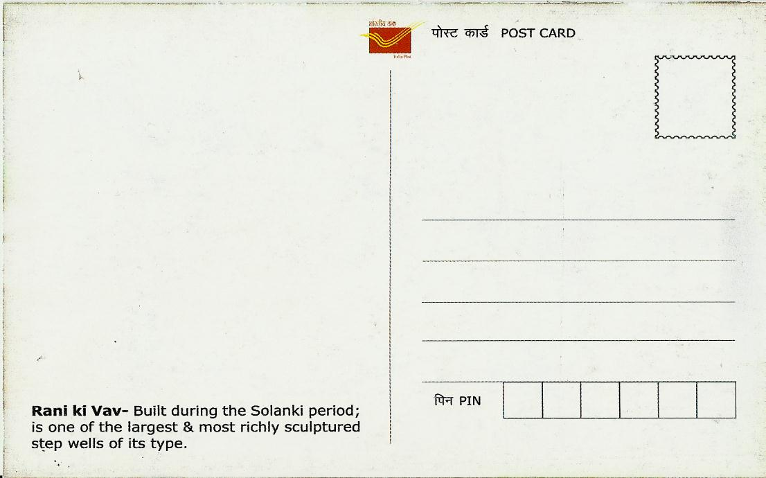 Heritage of India: Post Cards from Gujarat