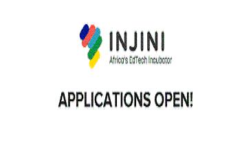 Injini Edtech Incubator 2018 for African Startups, SA