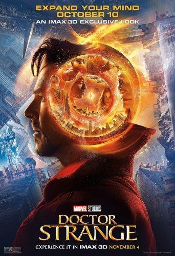 Doctor Strange (HDRip 720p Ingles Subtitulada) (2016)