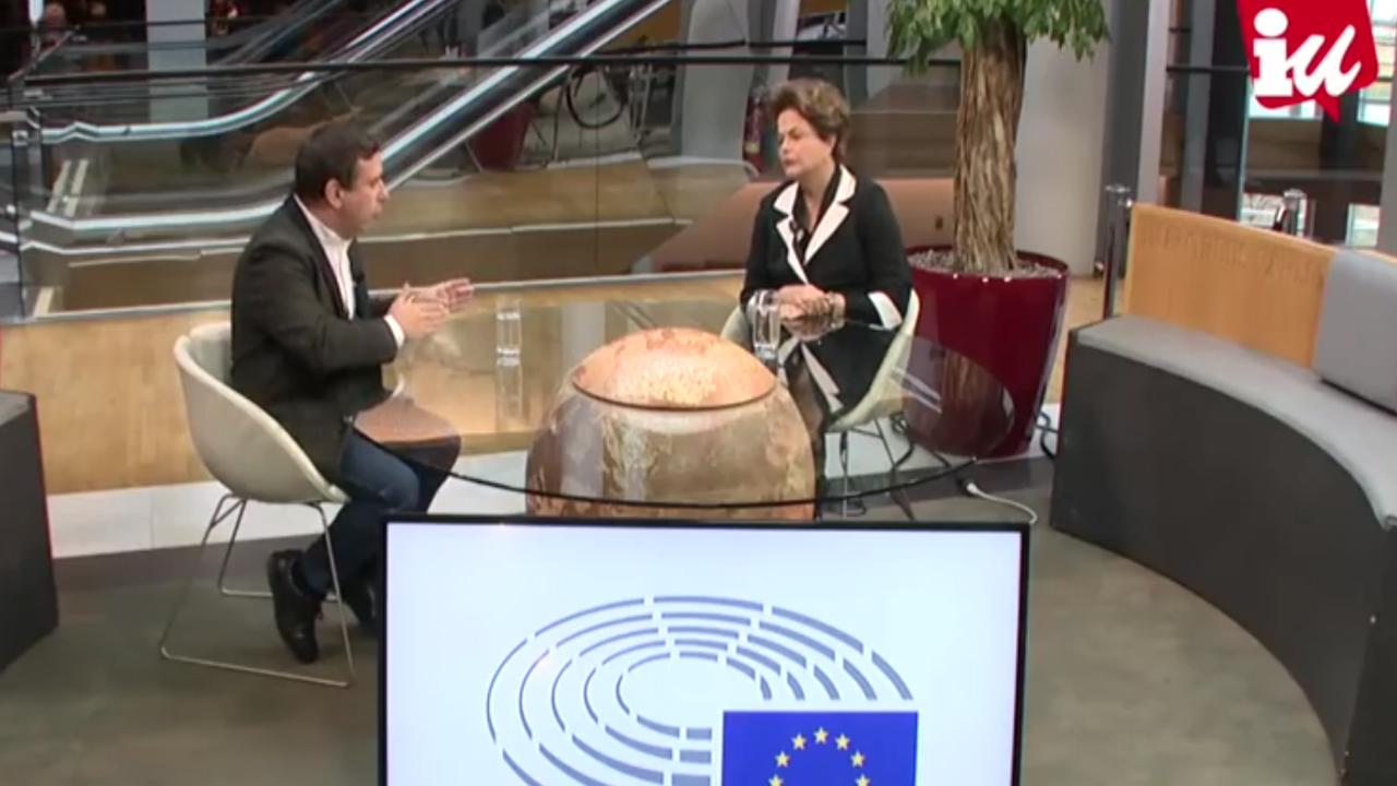 Javier Couso entrevista a Dilma Rousseff, presidenta de Brasil