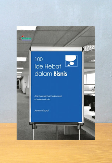 100 IDE HEBAT DALAM BISNIS, Jeremy Kourdi
