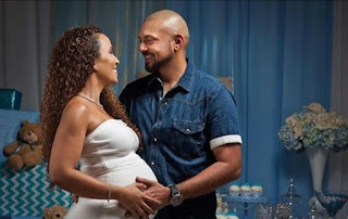 Sean Paul and wife photo