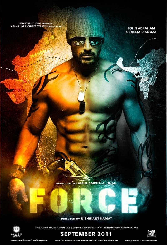 Force 2011 Hindi 720p HDRip Full Movie Free Download